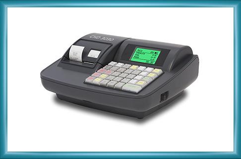 Elektroniskais kases aparāts CHD-3030 1