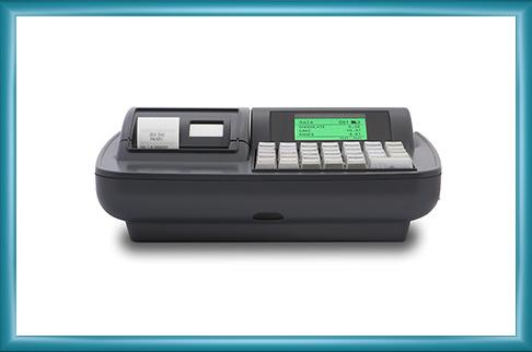 Elektroniskais kases aparāts CHD-3030 2