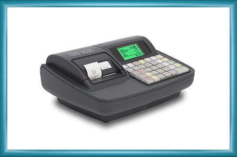 Elektroniskais kases aparāts CHD-3030 3