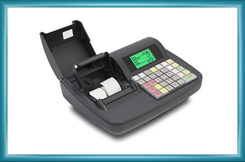 Elektroniskais kases aparāts CHD-3030 4