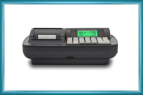 Elektroniskais kases aparāts CHD-3050 2