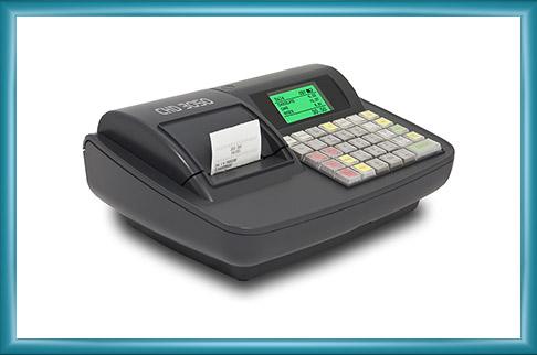 Elektroniskais kases aparāts CHD-3050 3