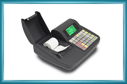 Elektroniskais kases aparāts CHD-3050 4
