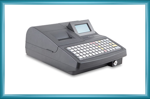 Elektroniskais kases aparāts CHD-5850 3