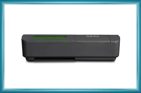 AndroidTM bāzes kases aprāts CHD 6800 3