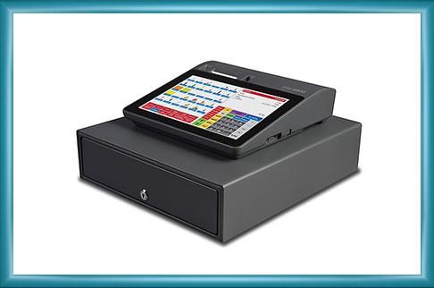 AndroidTM bāzes kases aprāts CHD 6800 5
