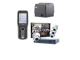 Termo printeri, CCTV4, Portatīvie datu termināli
