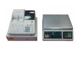 Elektronisko kases aparātu, svaru u.c. iekārtu noma